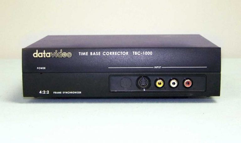 TBC, time base corrector