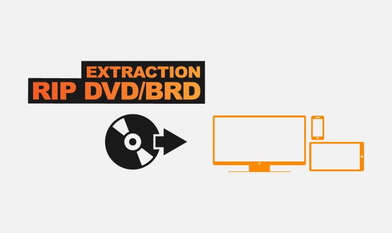 Dématérialisation dvd bluray rip