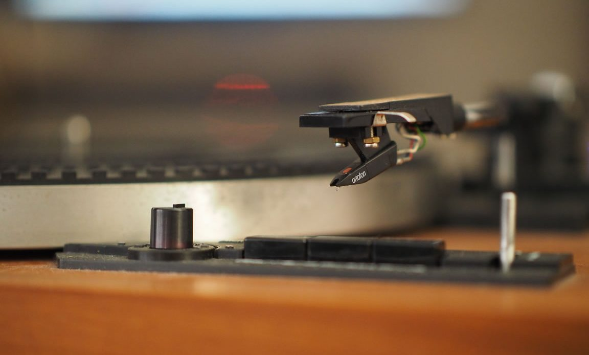 Platines vinyles avec cellule Ortofon
